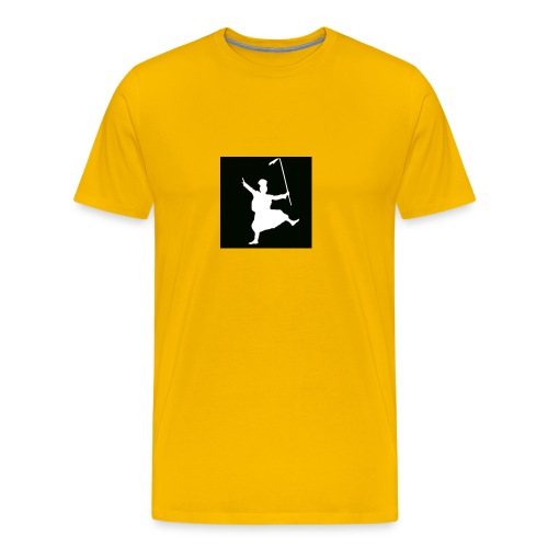 Bhangra ON! - Men's Premium T-Shirt
