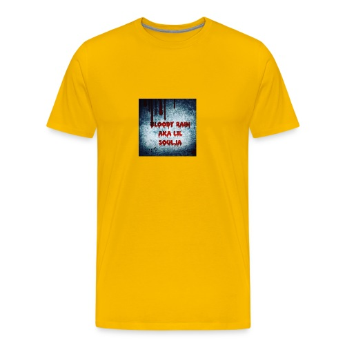 Bloody Rain aka Lil Soulja - Men's Premium T-Shirt