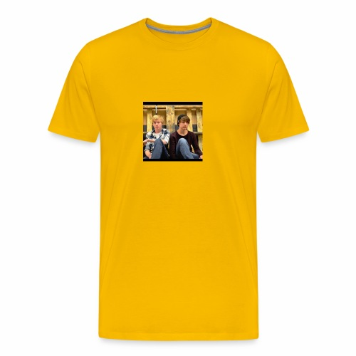 sam and colby fan - Men's Premium T-Shirt