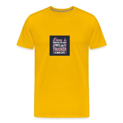 Trucker - Men's Premium T-Shirt