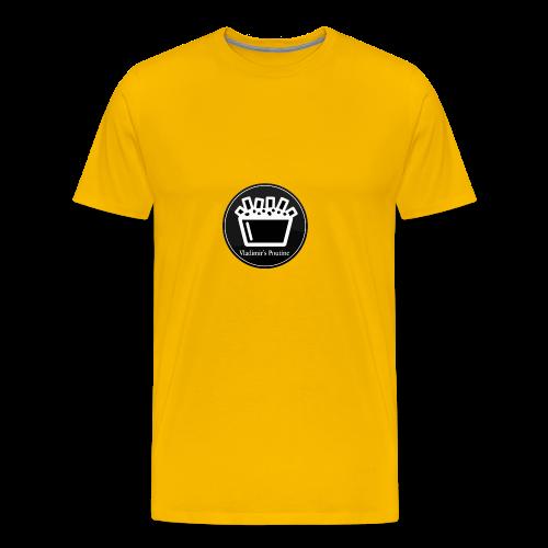 Vladimir s Poutine Logo - Men's Premium T-Shirt