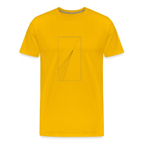 Light Subtlety - Men's Premium T-Shirt