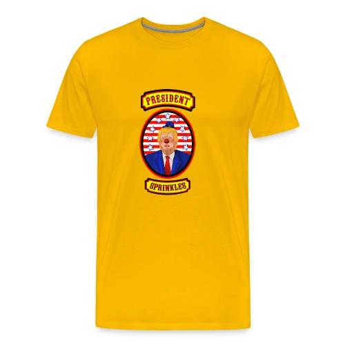 President Sprinkles - Men's Premium T-Shirt