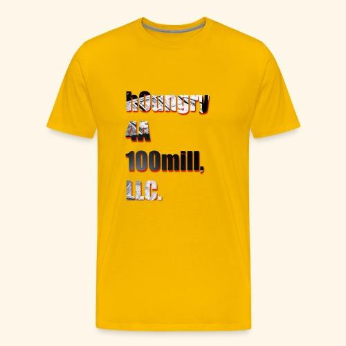 h4A100m - Men's Premium T-Shirt