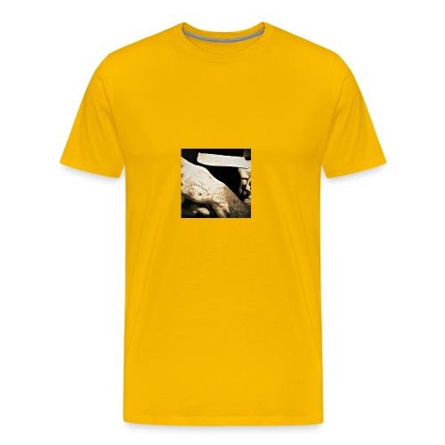 HUSTLE HOUSE - Men's Premium T-Shirt
