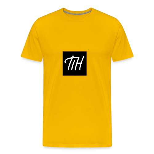 Logo for merch - Men's Premium T-Shirt