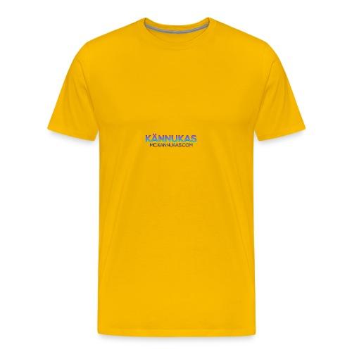 KännukaLogo - Men's Premium T-Shirt