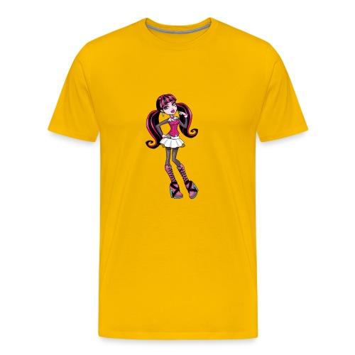 amazing draculaura shirt - Men's Premium T-Shirt