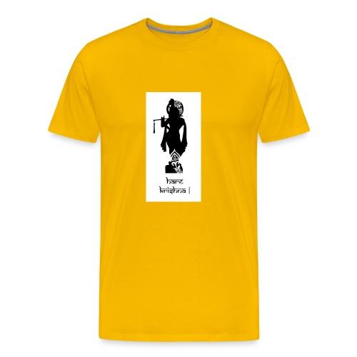 Krishna Consciousness - Men's Premium T-Shirt
