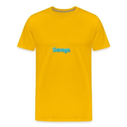 Brandon's cup - Men's Premium T-Shirt