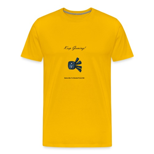 Keep Gaming! - Men's Premium T-Shirt