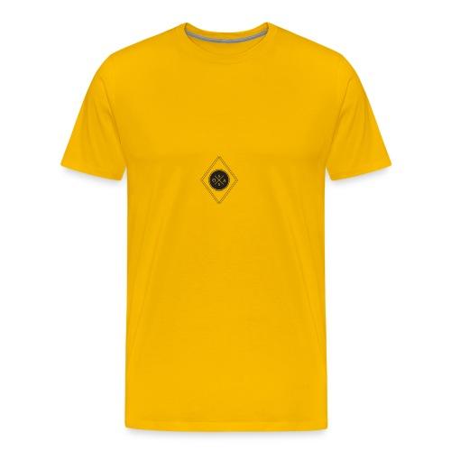 sosa x logo - Men's Premium T-Shirt