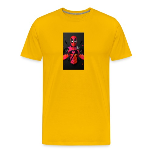 Deadpool Special - Men's Premium T-Shirt