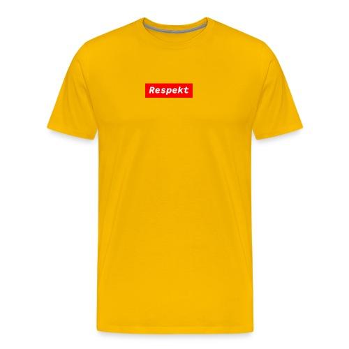 Respekt Custom Clothing - Men's Premium T-Shirt