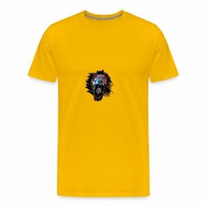 Galaxy Lion - Men's Premium T-Shirt