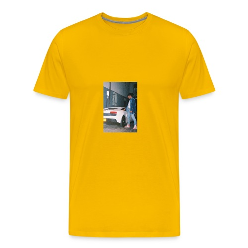 ASAP ROCKY - Men's Premium T-Shirt