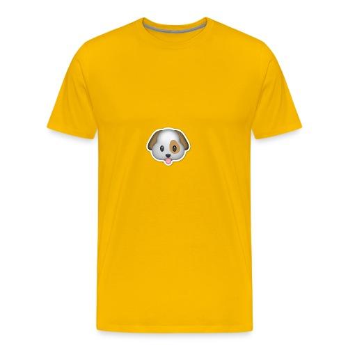 Dog Face - Men's Premium T-Shirt