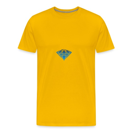 Diamond Smurf - Men's Premium T-Shirt