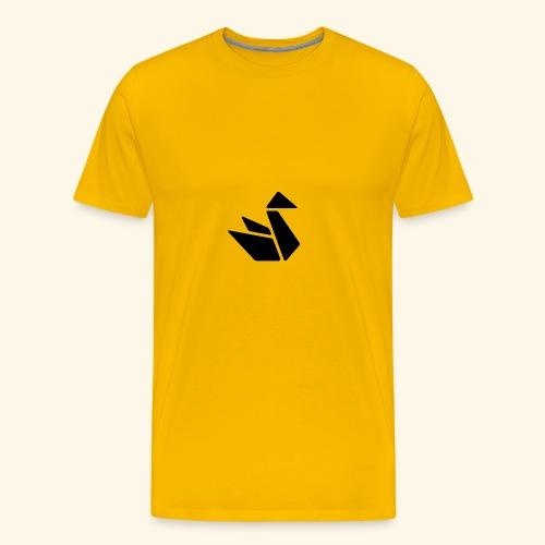 Swan Merch - Men's Premium T-Shirt