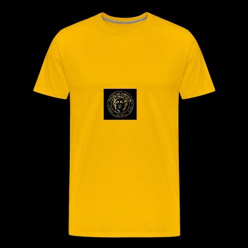 CAESAR GOLD1 - Men's Premium T-Shirt