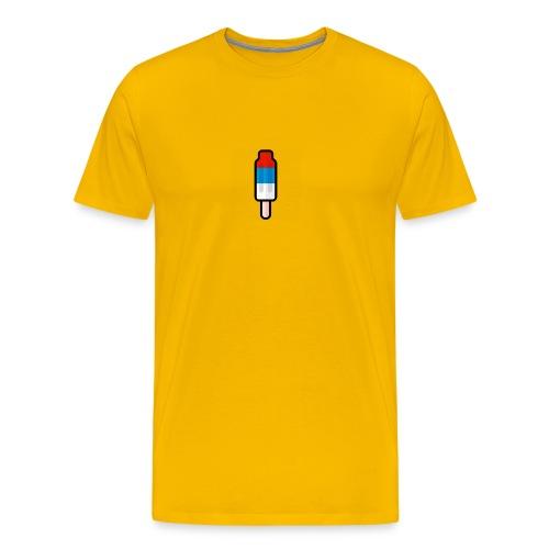 I like popsicles - Men's Premium T-Shirt