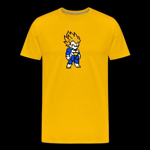 2nd Place Fighter - Men's Premium T-Shirt
