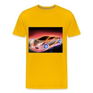 cars - Men's Premium T-Shirt