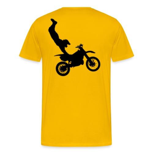 motocross1 - Men's Premium T-Shirt