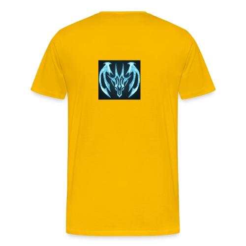 team ice dragon - Men's Premium T-Shirt