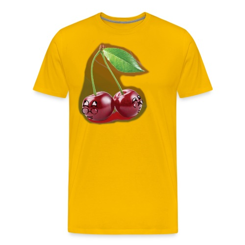 Cherry Bombs - Men's Premium T-Shirt