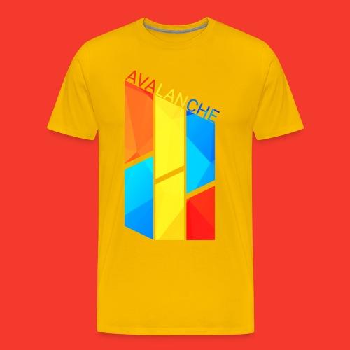 Avalanche classic - Men's Premium T-Shirt
