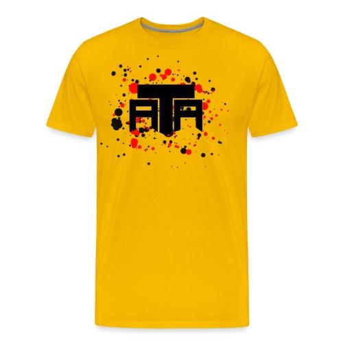 Splatter - Men's Premium T-Shirt