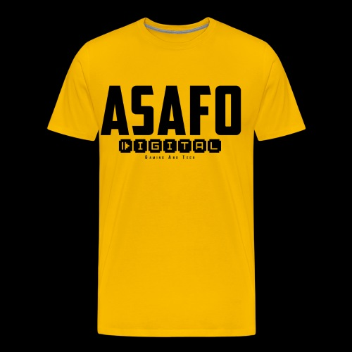 Asafo Digital - Men's Premium T-Shirt