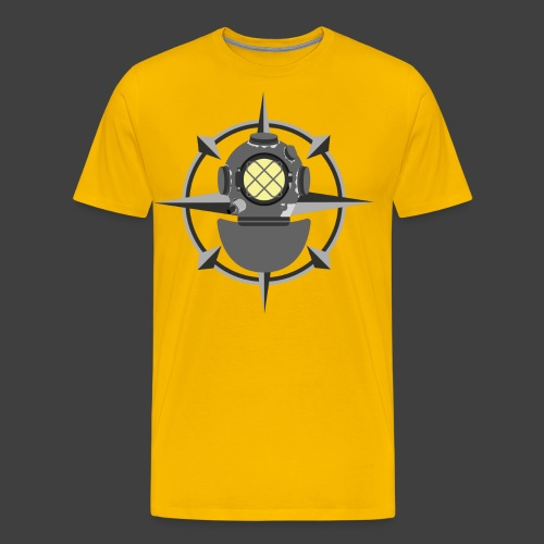 Dark Depths - Men's Premium T-Shirt