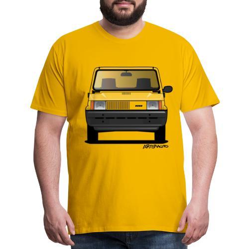 Italian Panda Tipo 141 - Men's Premium T-Shirt