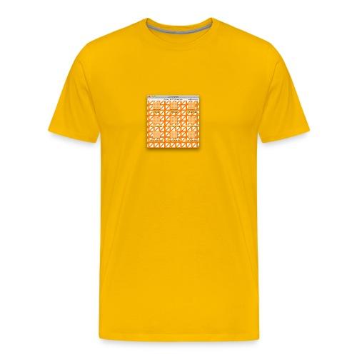 Computers on your shirt ?? - Men's Premium T-Shirt
