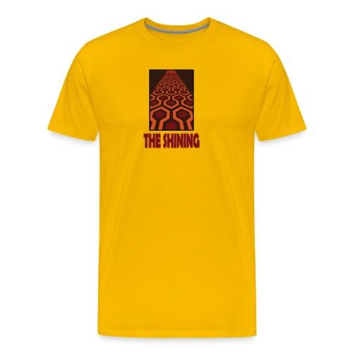 The Shining pattern - Men's Premium T-Shirt