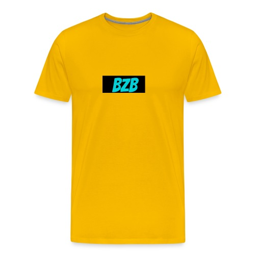bzb short for BreZeeyBre - Men's Premium T-Shirt
