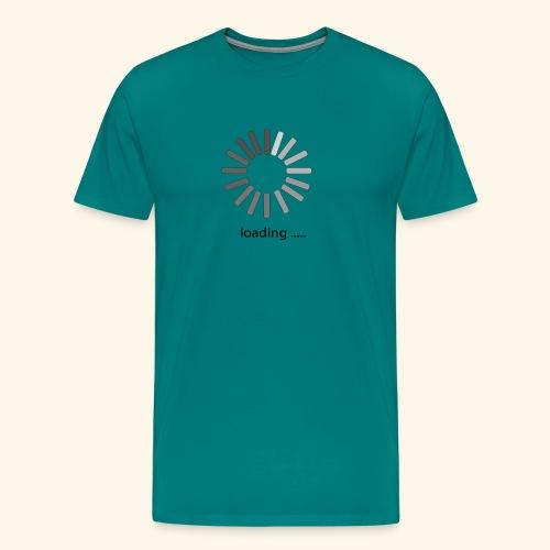 poster 1 loading - Men's Premium T-Shirt