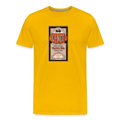 Genco Olive Oil Co - Men's Premium T-Shirt