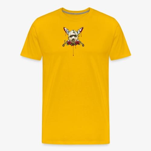 Exclusive Jason Vorhees Xay Papa edition Mask - Men's Premium T-Shirt