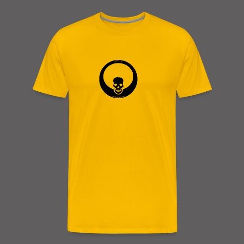 logoblack - Men's Premium T-Shirt