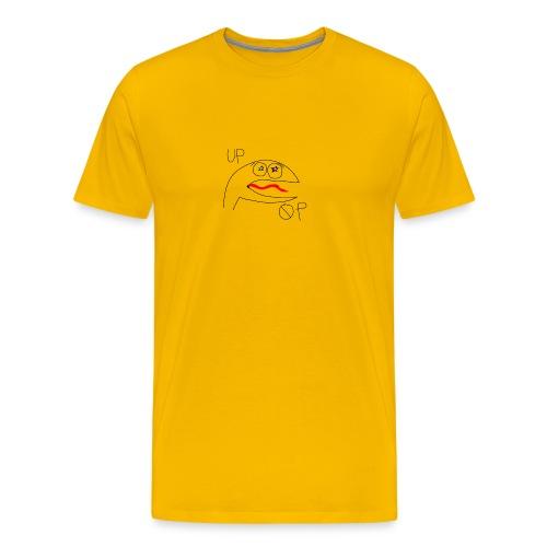 UPOP Lizard - Men's Premium T-Shirt