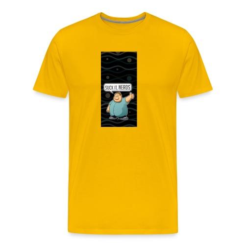 nerdiphone5 - Men's Premium T-Shirt