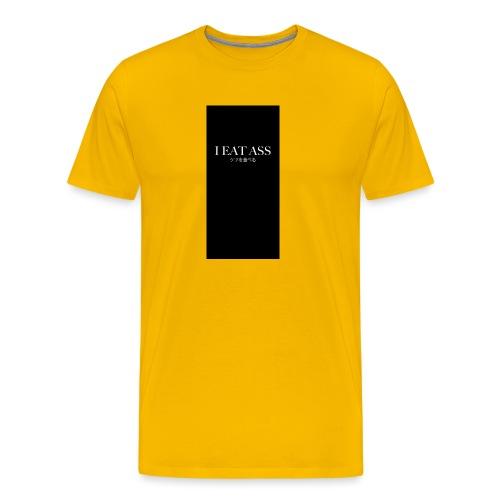 asss5 - Men's Premium T-Shirt