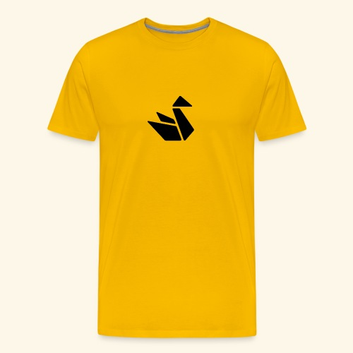Swan Merch - Men's Premium T-Shirt