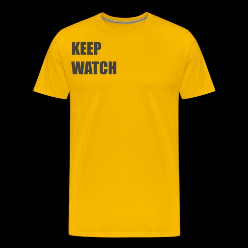 Keep Watch - Men's Premium T-Shirt