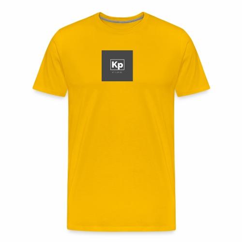 KP CLOTHES - Men's Premium T-Shirt