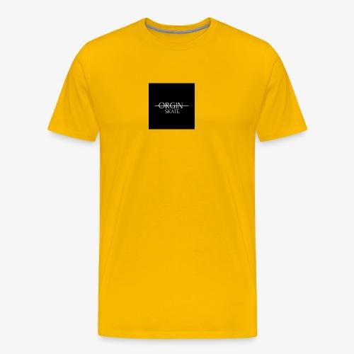 ORGIN SKATE CO. - Men's Premium T-Shirt