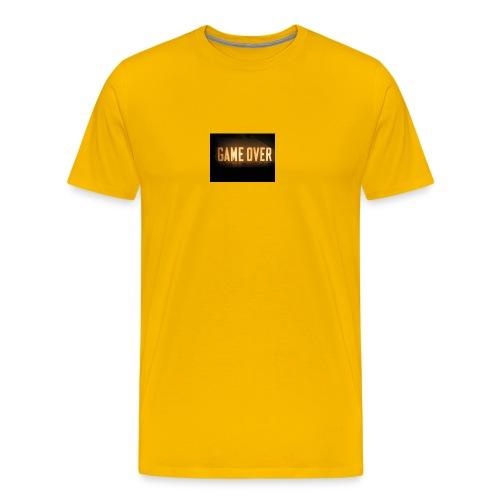 game-over tops ect - Men's Premium T-Shirt